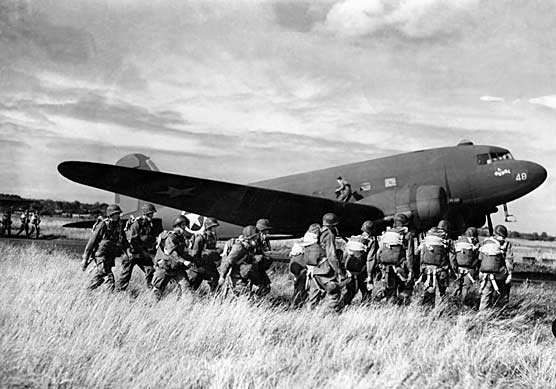 C47 Aircraft Wreck - T...