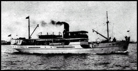 jasja ship photo courtesy of http://www.deep-blue-divers.de