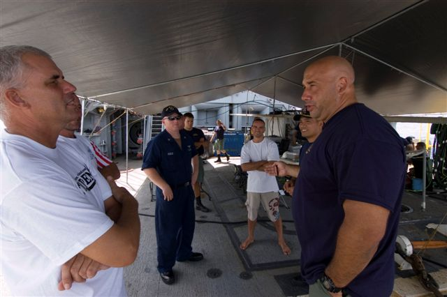 USS Lagarto Discover Jamie Macleod(UK) and US Navy master Diver Moser discuss diving the USS Lagarto