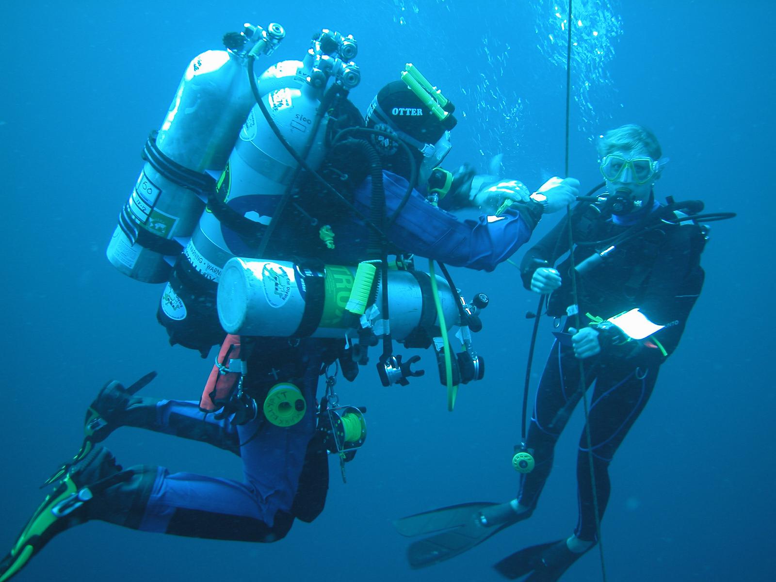 Technical dive sites thai wreck diver - Dive dive dive ...